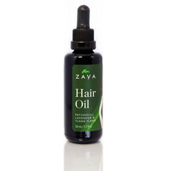 ZAYA Eco skincare| natural hair oil treatment