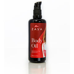 ZAYA Eco skincare| natural revitalizing firming Body oil