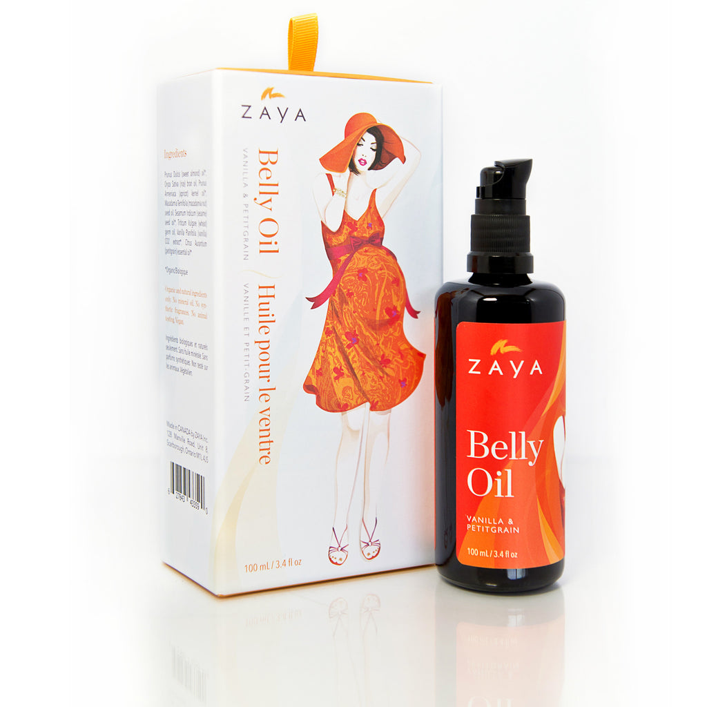 ZAYA Eco skincare| natural stretch marks treatment