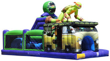 Teenage Mutant Ninja Turtles Challenge