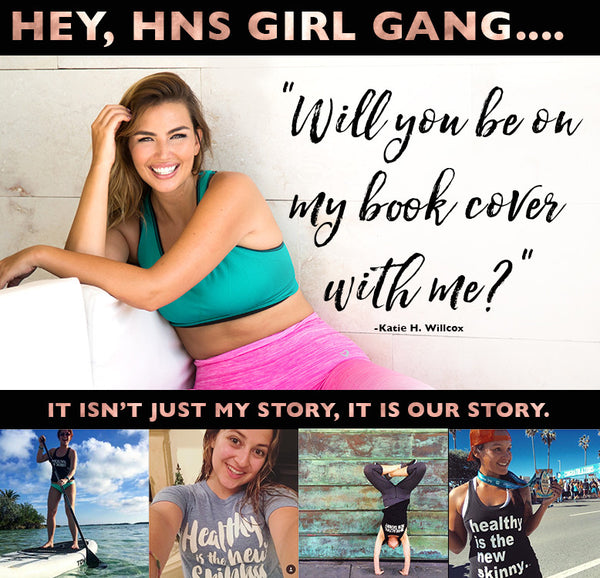 YOU can be on the cover of Katie's new book! Find out how!