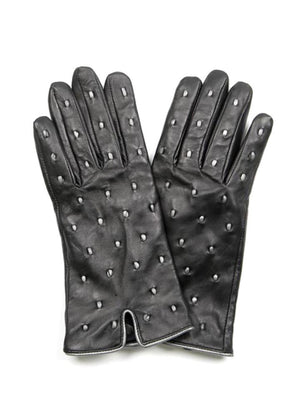 Gloves / ASTER BLACK & SILVER