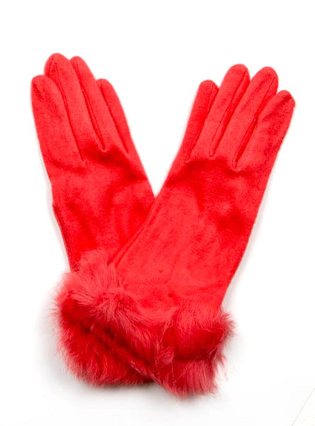 Gloves / PIXIE CORAL