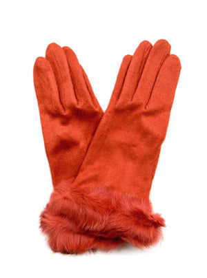 Gloves / PIXIE ORANGE
