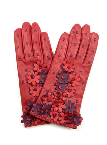 Gloves / POSEY RED