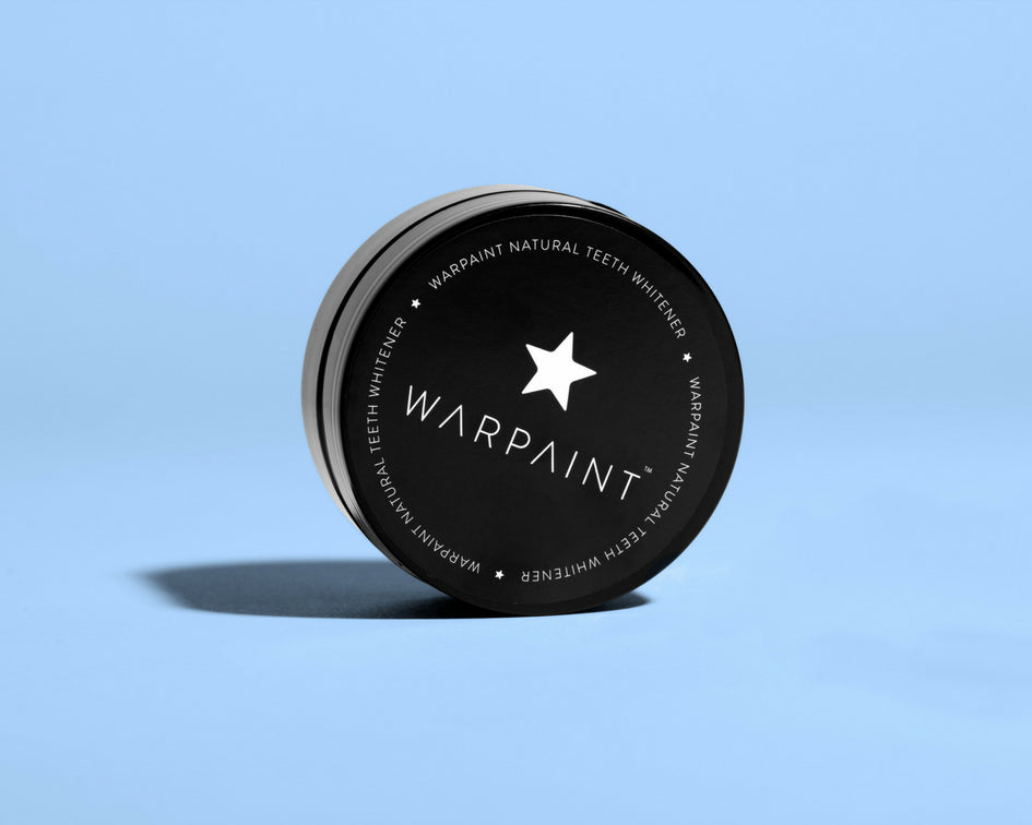 25 Pack WARPAINT® Natural Teeth Whitener