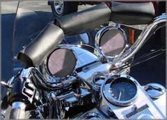 Steel Horse Audio Motorcycle Speakers