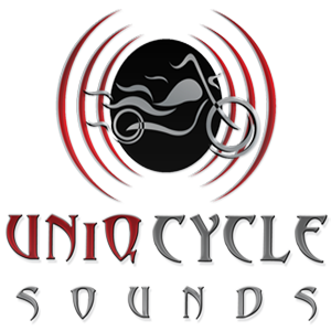 UNiQ Cycle Sounds Motorcycle Speakers