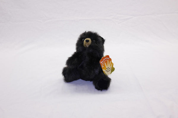 Folkmanis Baby Black Bear Puppet - Up the Lake Trading Company  - 3