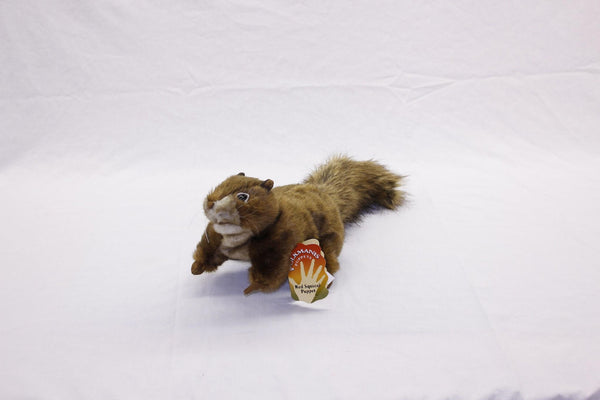 Red Squirrel Puppet - Up the Lake Trading Company  - 3