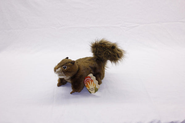 Red Squirrel Puppet - Up the Lake Trading Company  - 2