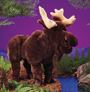Moose Puppet - Up the Lake Trading Company  - 1