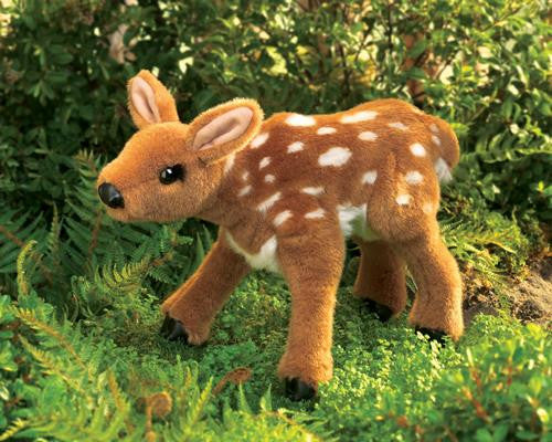 Fawn (Baby Deer) Puppet - Up the Lake Trading Company