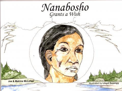 Nanabosho Grants a Wish - Up the Lake Trading Company