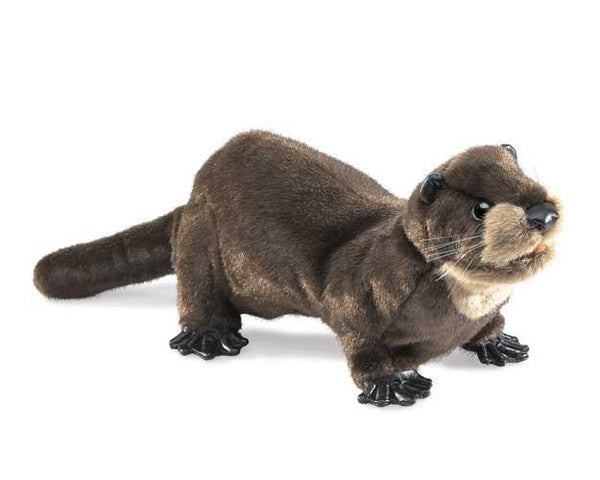 River Otter Puppet - Up the Lake Trading Company  - 1