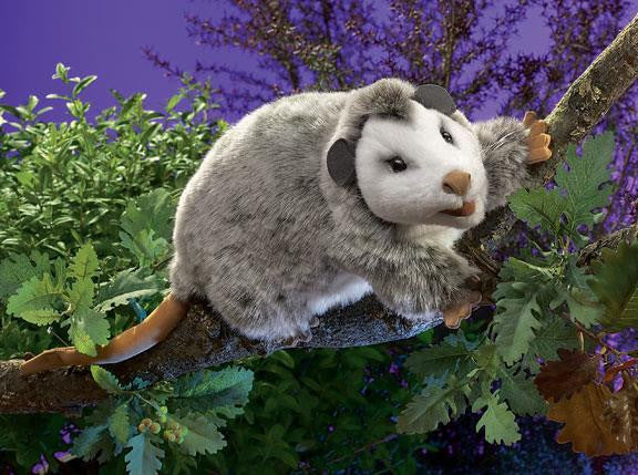 Opposum Puppet - Up the Lake Trading Company
