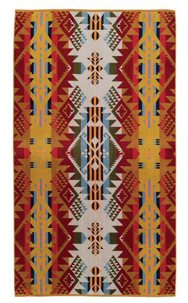 Pendleton Jacquard Towel - Journey West - Up the Lake Trading Company