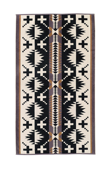 Pendleton Jacquard Towel - Spider Rock - Up the Lake Trading Company