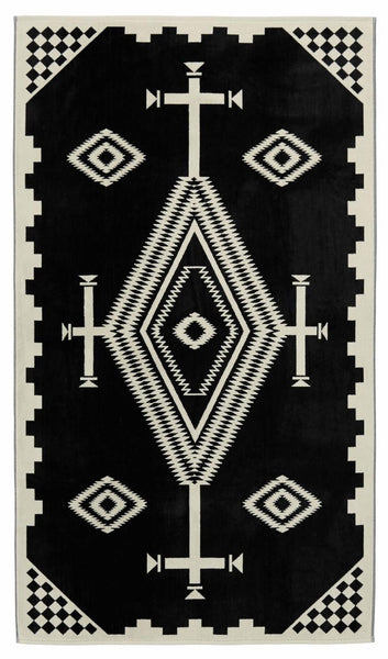 Pendleton Jacquard Towel - Los Ojos - Up the Lake Trading Company