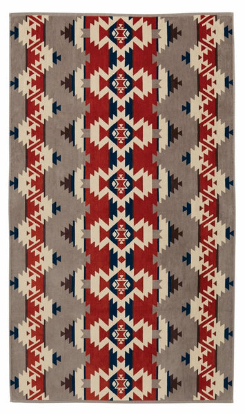 Pendleton Jacquard Towel - Mountain Majesty - Up the Lake Trading Company