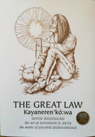 The Great Law (Kayaneren'ko:wa) - Up the Lake Trading Company