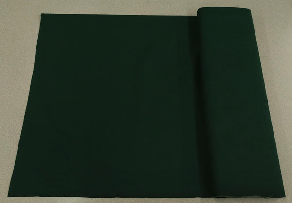 Broadcloth (Polycotton) Fabric - Forest Green