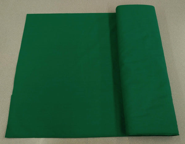 Broadcloth (Polycotton) Fabric - Emerald Green