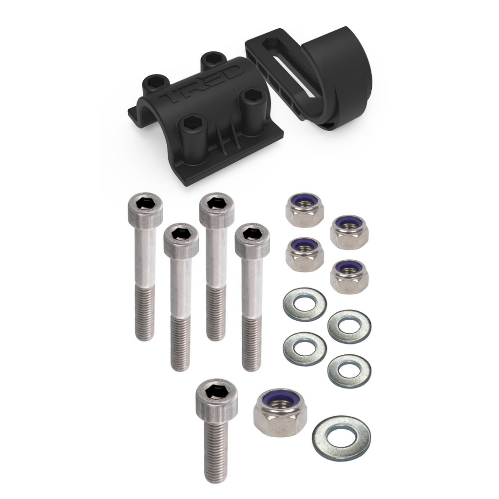 Mount Baseplate Adapter Kit - Side Mount (Kit02)