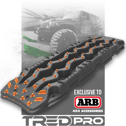 TRED™ | Total Recovery & Extraction Device for Off-Road Vehicles