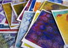 ART of GELLI prints (ACRYLIC) - Donna Downey Studios Inc