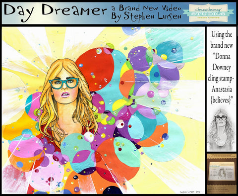 Day Dreamer - Donna Downey Studios Inc - 1
