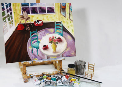 Learn to Oil Paint | Online Workshop