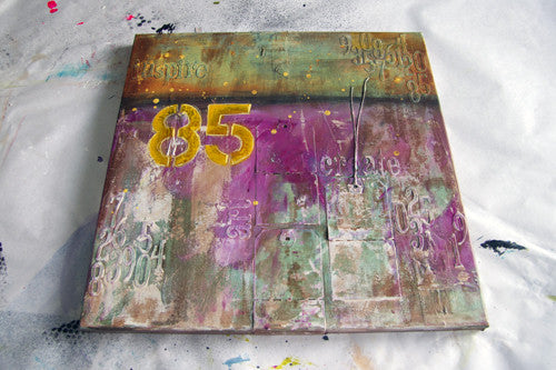 #20 Canvas Create Series - Donna Downey Studios Inc