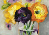 Distressed Flowers and Expressive Flowers Bundle (OIL or ACRYLIC)