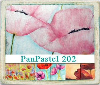 "VIDEO WORKSHOP: PanPastel 202  ""poppies"" - Donna Downey Studios Inc - 2"