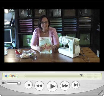 VIDEO WORKSHOP: inspiration journals - Donna Downey Studios Inc - 2