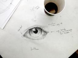 """How to Draw Eyes"" Video Series with Stephen Lursen + FREE Promo Video! - Donna Downey Studios Inc"