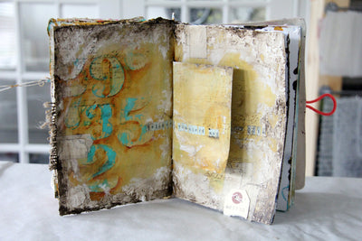 Inspiration Wednesday : 2016  (MIXED-MEDIA) - Donna Downey Studios Inc