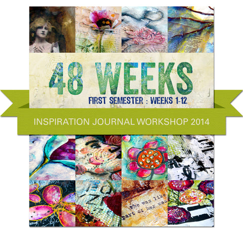 1st Semester - 48 Weeks Online Course - Donna Downey Studios Inc