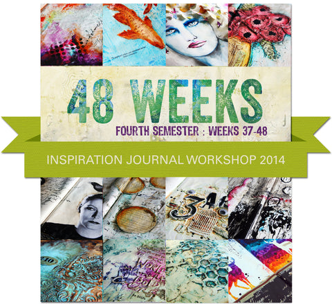 4th  Semester - 48 Weeks Online Course - Donna Downey Studios Inc