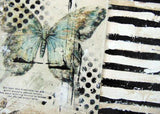 Metamorphosis : fabric ARTbooking (MIXED-MEDIA) - Donna Downey Studios Inc