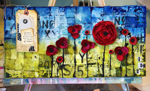 #11 Canvas Create Series - Donna Downey Studios Inc