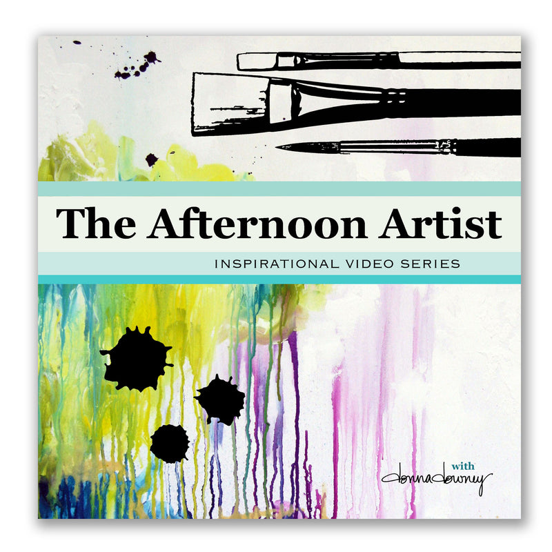 """The Afternoon Artist"" series 
