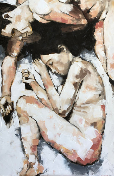 Expressive Figurative and Portrait | donna downey - February 6-9, 2020