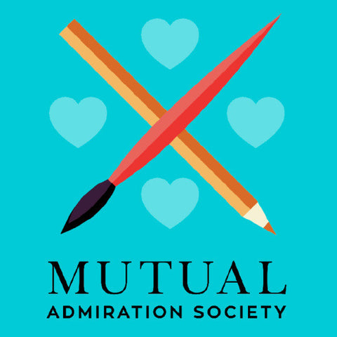 Mutual Admiration Society | donna downey & Jane Davenport - Donna Downey Studios Inc - 2
