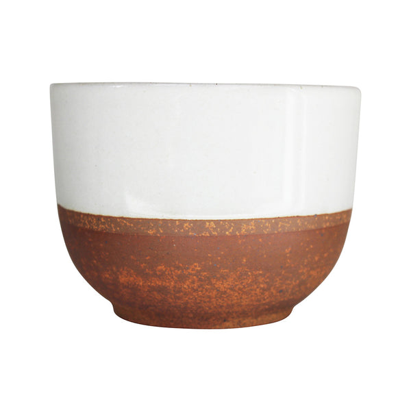 Nima deep bowl - White