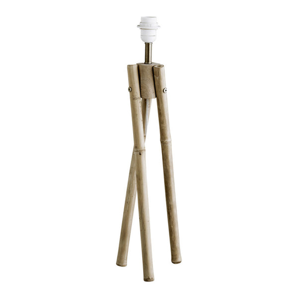 Bamboo lamp medium 52cm - Natural