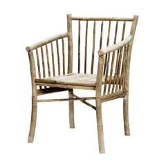 Bamboo Carver Dining Chair