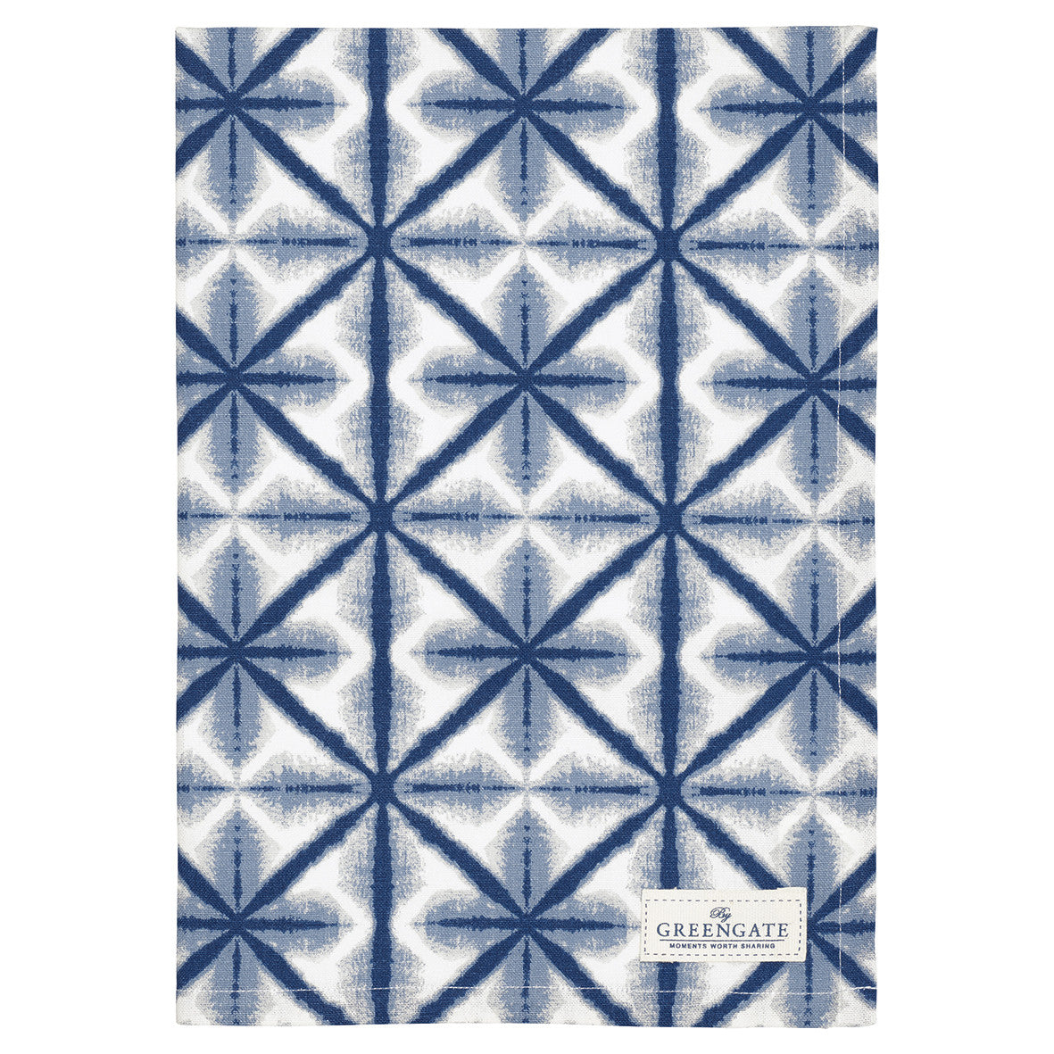 Tea Towel - Lia Blue