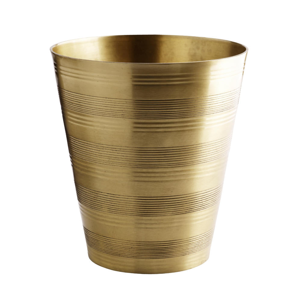 Brass Pot Vase / Ice Bucket X- Large